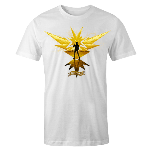 Team Instinct Sublimation Dryfit Shirt