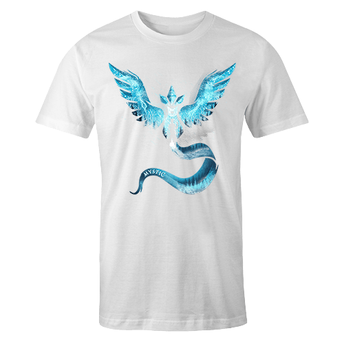 Team Mystic Sublimation Dryfit Shirt
