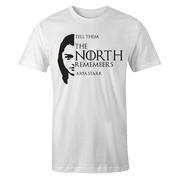 The North Remembers White Cotton Shirt