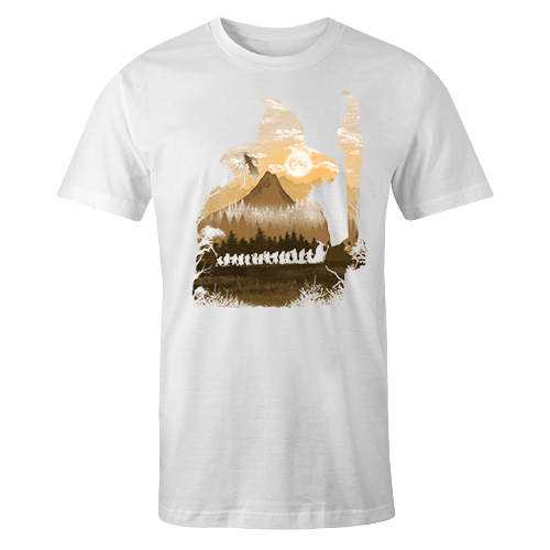 The Hobbit Sublimation Dryfit Shirt