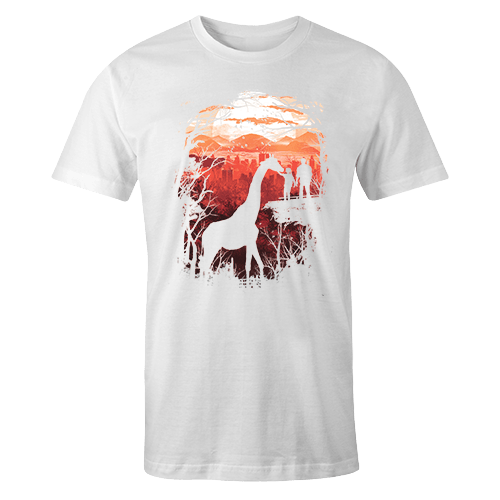 The Last Of Us Sublimation Dryfit Shirt