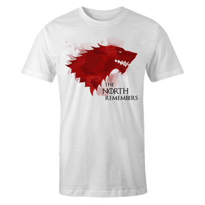 The North Remembers Sublimation Dryfit Shirt