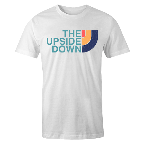 The Upside Down Northface Sublimation Dryfit Shirt