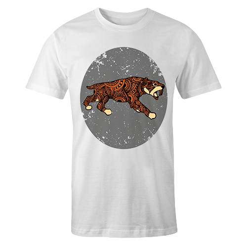 Tiger v2 Sublimation Dryfit Shirt
