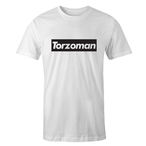 Torzoman White Cotton Shirt