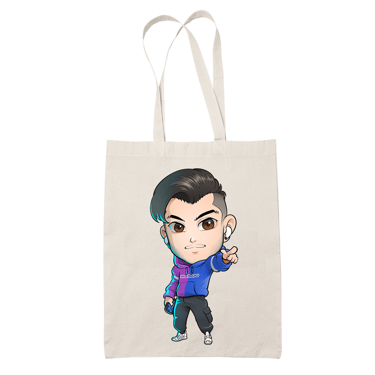 Naisou Sublimation Canvass Tote Bag