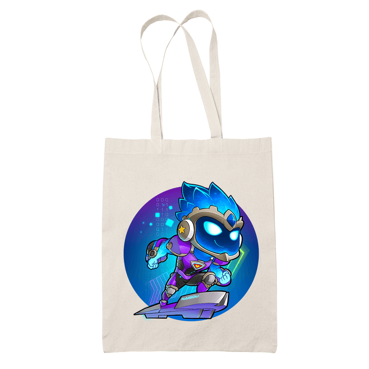 Naisou Gord Sublimation Canvass Tote Bag