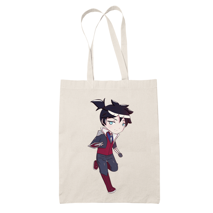Ameishja Gus Sublimation Canvass Tote Bag
