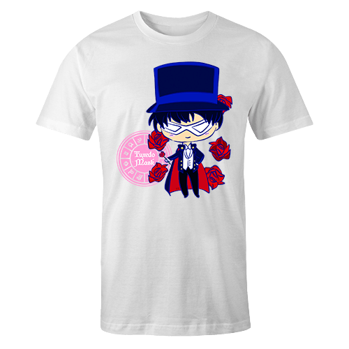 Tuxedo Mask Sublimation Dryfit Shirt
