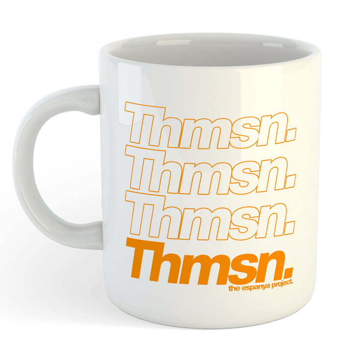 Thmsn Sublimation White Mug