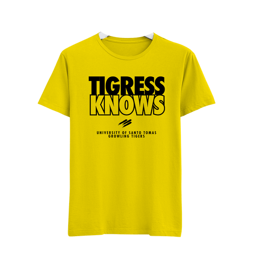 Tiger Knows Cotton Shirt