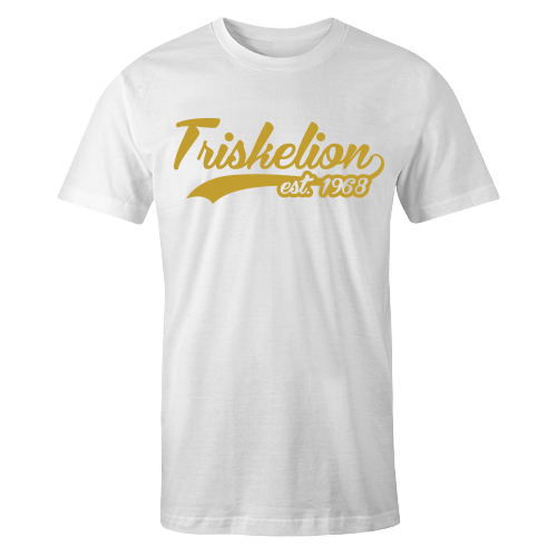 Triskelion Swash White Cotton Shirt