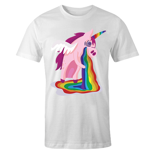 Unicorn Sublimation Dryfit Shirt