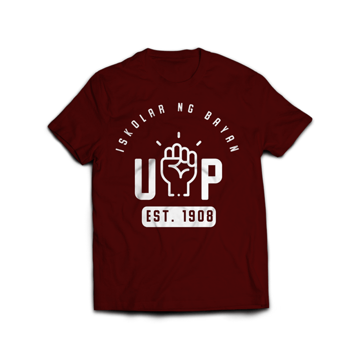UP Icon Maroon Cotton Shirt