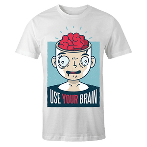Use Your Brain Sublimation Dryfit Shirt