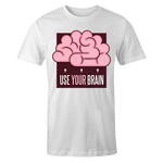 Use Your Brain v2 Sublimation Dryfit Shirt