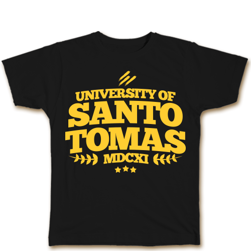 UST MDCXI Black Cotton Shirt