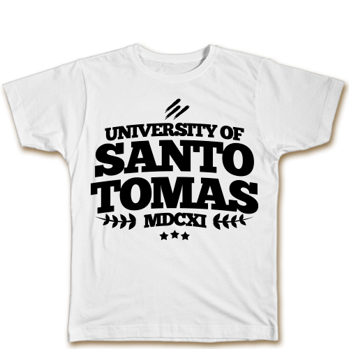 UST MDCXI White Cotton Shirt