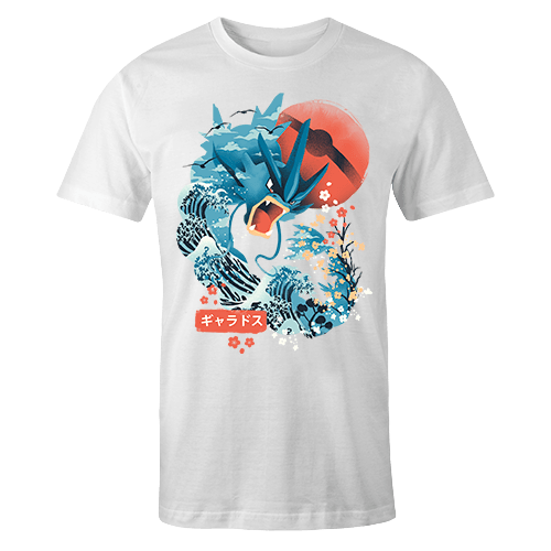 Ukiyo Gyarados Sublimation Dryfit Shirt