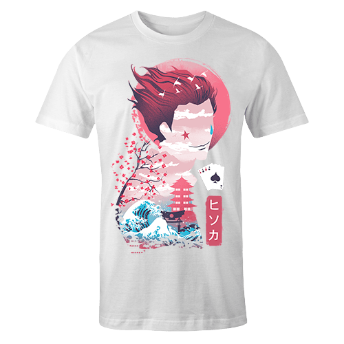 Ukiyo Hunter X Hunter Sublimation Dryfit Shirt