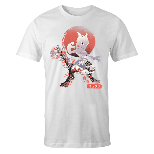 Ukiyo Mewtwo Sublimation Dryfit Shirt