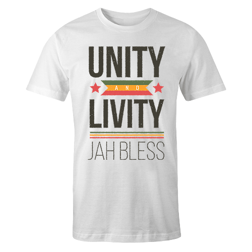 Unity and Livity Sublimation Dryfit Shirt