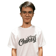 Looking for Orayt Chikoy Cotton Shirt of Kristian PH Merch? Get it here at shirt.ly marketplace via Cash on Delivery Nationwide.