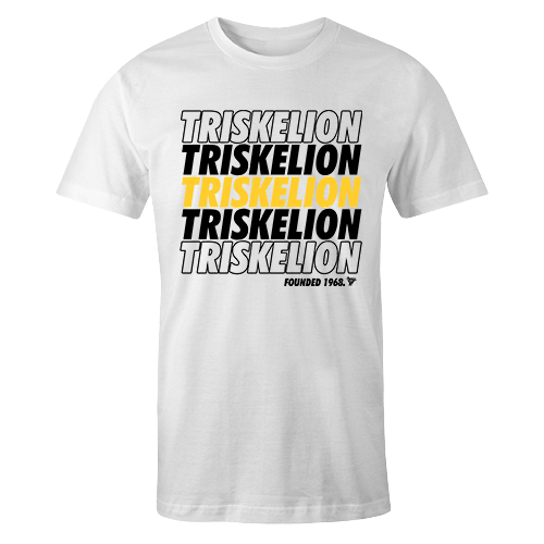 Triskelion V White Cotton Shirt