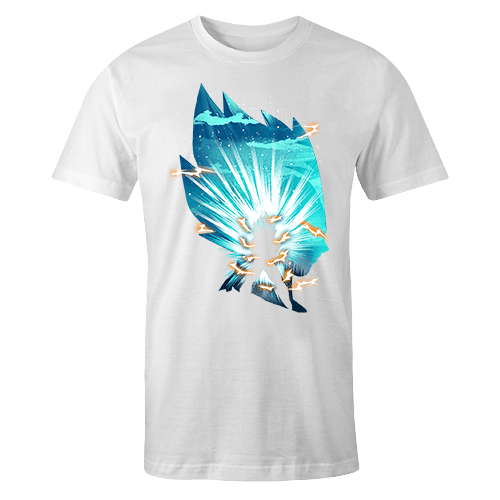 Vegeta Sublimation Dryfit Shirt