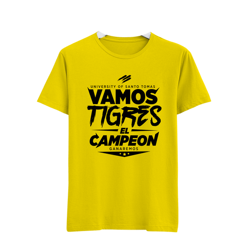 Vamos Tigres Cotton Shirt