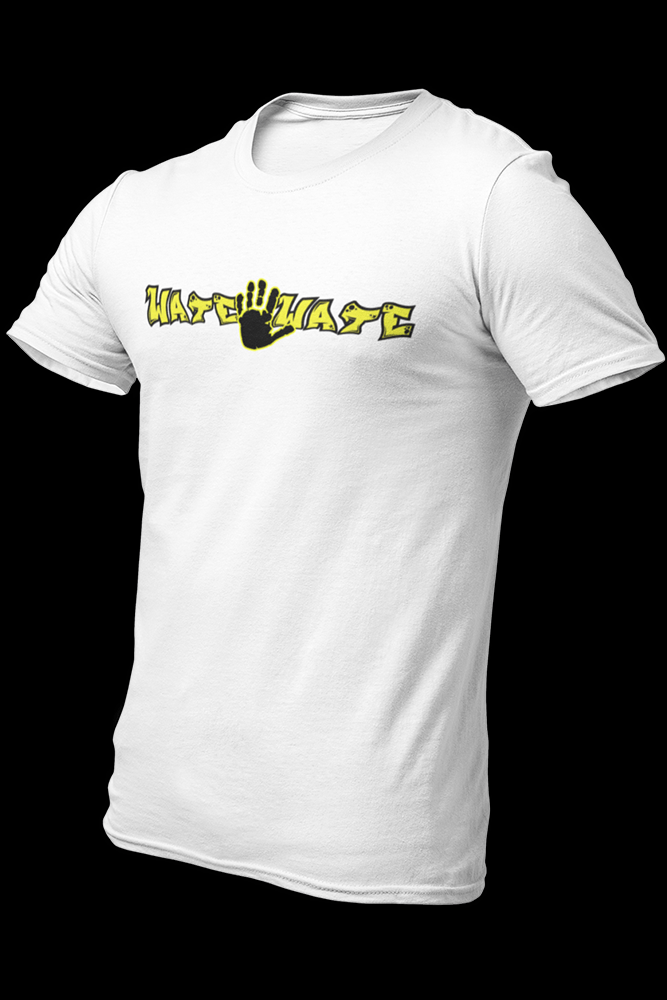 Wate Wate Yellow Sublimation Dryfit Shirt