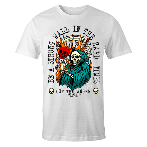 Wicked Reaper Sublimation Dryfit Shirt