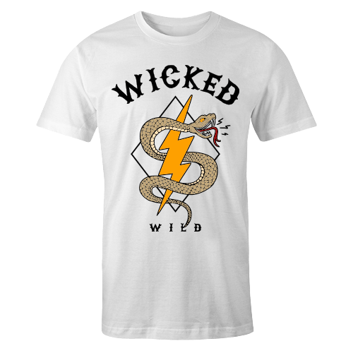 Wicked Snake Sublimation Dryfit Shirt