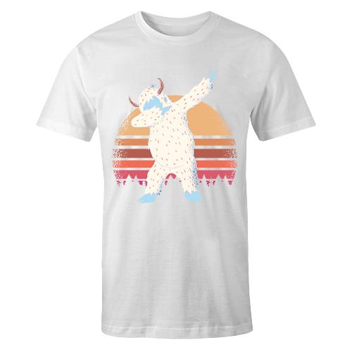 Yeti Sublimation Dryfit Shirt