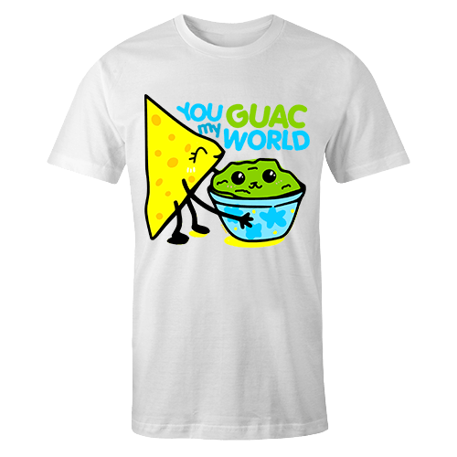 You Guac Sublimation Dryfit Shirt