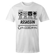 Assassin Cotton Shirt