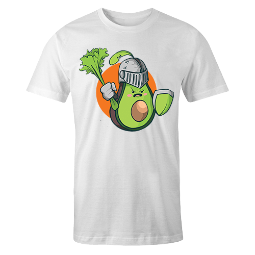 Avocado Warrior Sublimation Dryfit Shirt