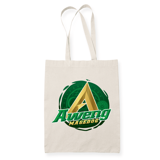 Aweng 1 Sublimation Canvass Tote Bag