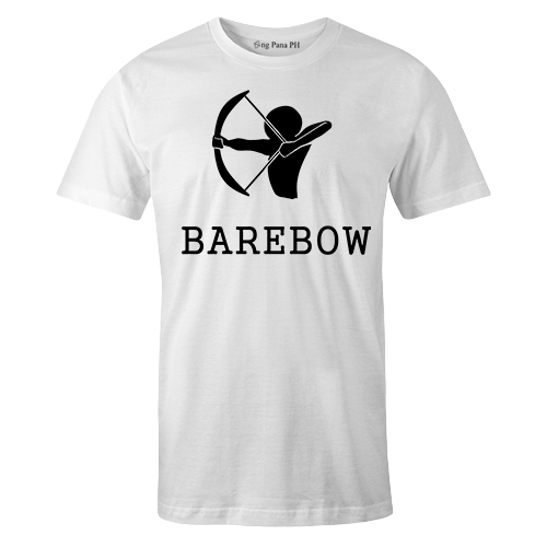 Barebow White Cotton Shirt