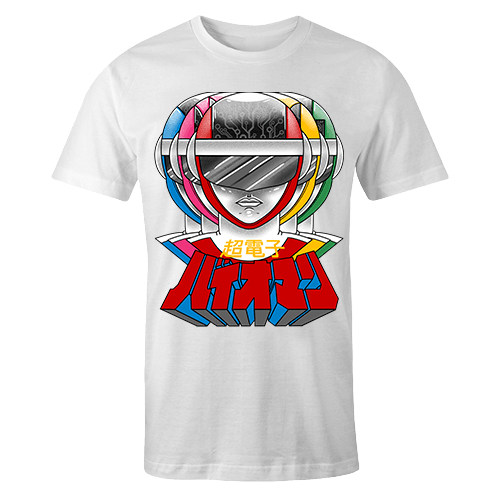 Bioman Sublimation Dryfit Shirt