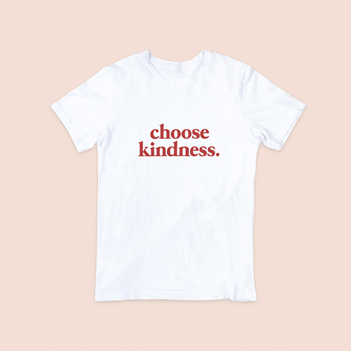 coffee & midnights choose kindness sublimation dryfit shirt