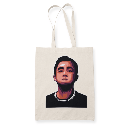 DaddyEj Gaming Sublimation Canvass Tote Bag