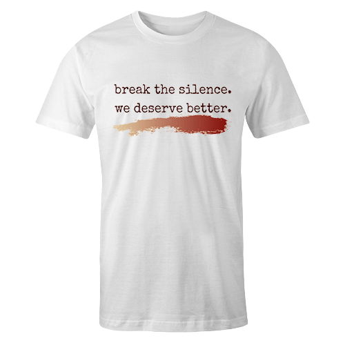 Break The Silence Sublimation Dryfit Shirt