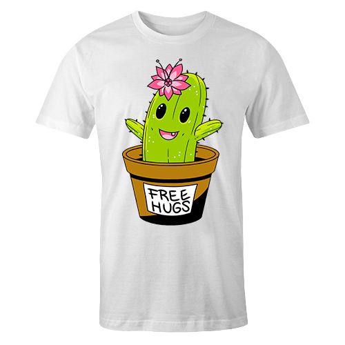Free Hugs Sublimation Dryfit Shirt