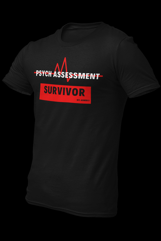 Psych Assessment Cotton Shirt