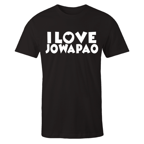 I Love Jowapao v2 Cotton Shirt