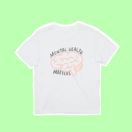 Mental Health matters Sublimation Dryfit Shirt