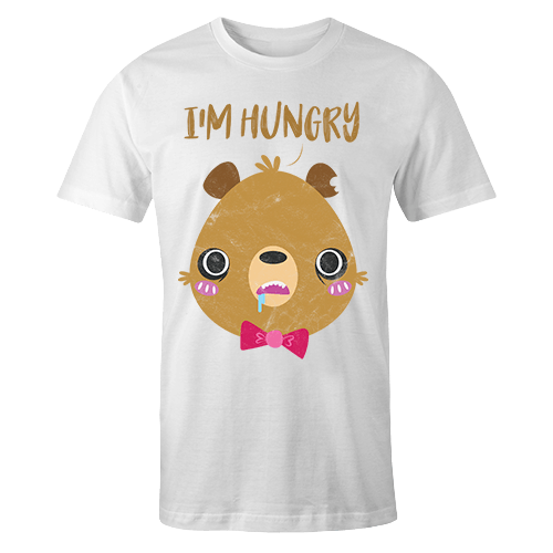 Im Hungry Sublimation Dryfit Shirt
