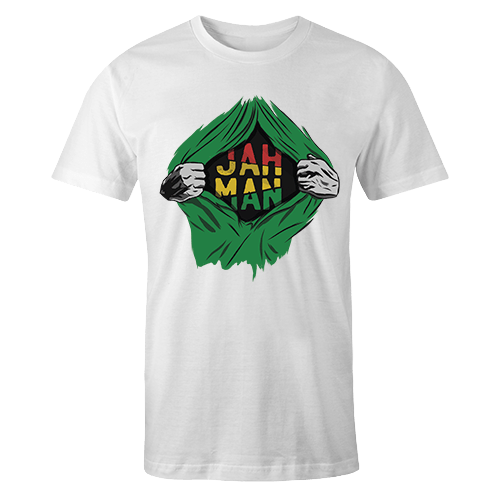Jahman Sublimation Dryfit Shirt