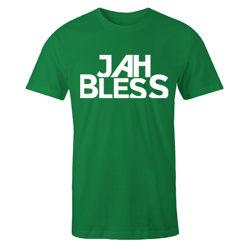 Jah Bless v1 Cotton Shirt